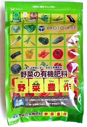 プロトリーフ 園芸用品 野菜の有機肥料 野菜豊作 2kg×10袋【同梱代引不可】 B07PWR8NL2