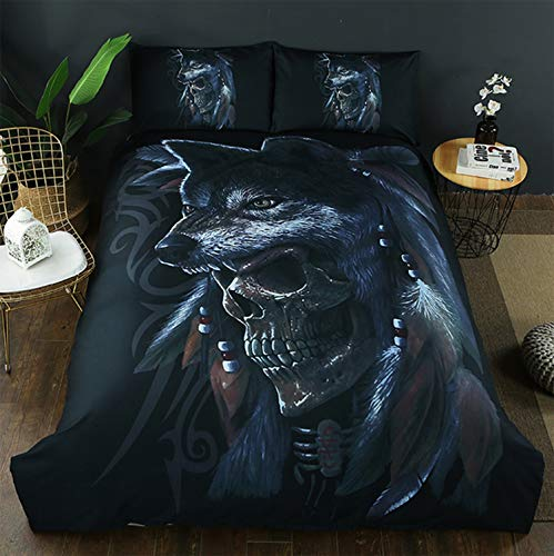 Bow Nightmare Before Christmas Duvet Cover Sets Polyester
