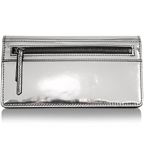 Liebeskind Specchio SlamF7 Portafoglio donna argento