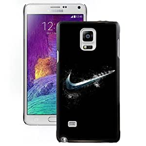 New Personalized Custom Designed For Samsung Galaxy Note 4 N910A N910T N910P N910V N910R4 Phone Case For Cold Nike Logo Phone Case Cover