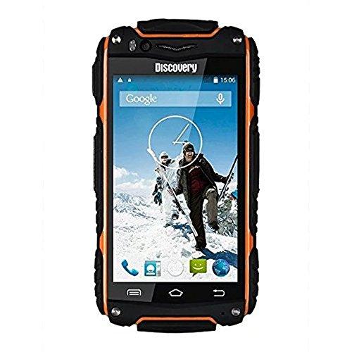 Hipipooo Discovery Waterproof Dustproof Shakeproof Smartphone