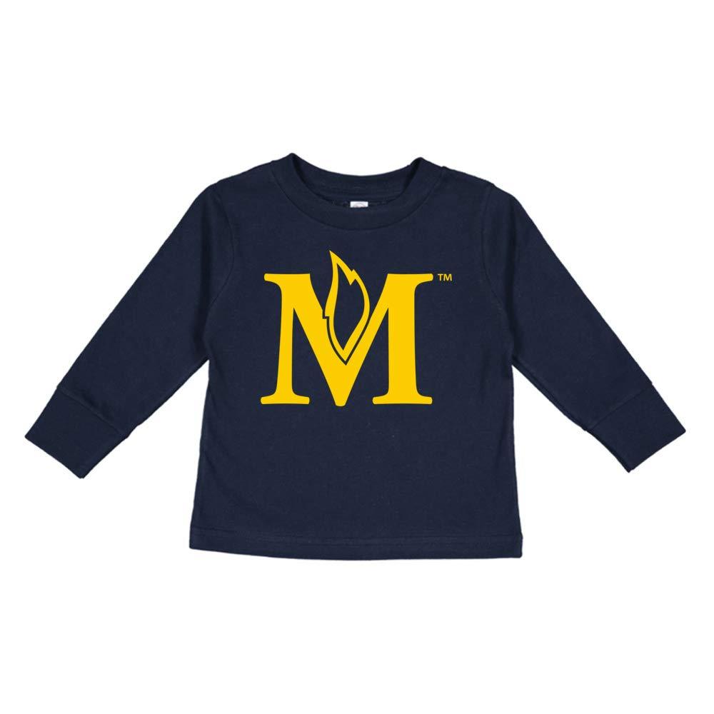 NCAA Madonna Crusaders PPMAU05 Toddler Long-Sleeve T-Shirt