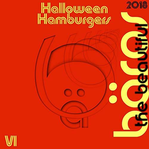 Halloween Hamburgers