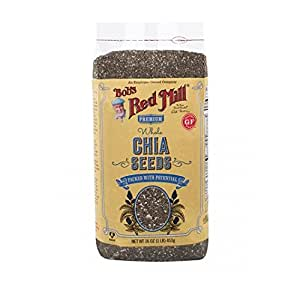 BOB's RED MILL Chia Seeds, 453 Gram