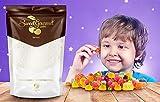 SweetGourmet Nik-L-Nip Filled Chew Wax Bottles   1