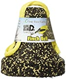 Pine Tree Farms 1305 Finch Seed Bell With Net, 18-Ounce