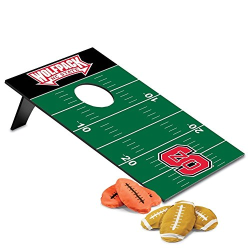 NCAA North Carolina State Wolfpack Bean Bag Throw Game by PICNIC TIME