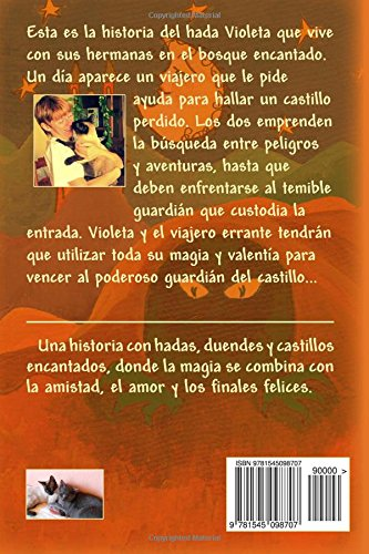 El guardián del castillo perdido (Spanish Edition): Fabiana Iglesias: 9781545098707: Amazon.com: Books