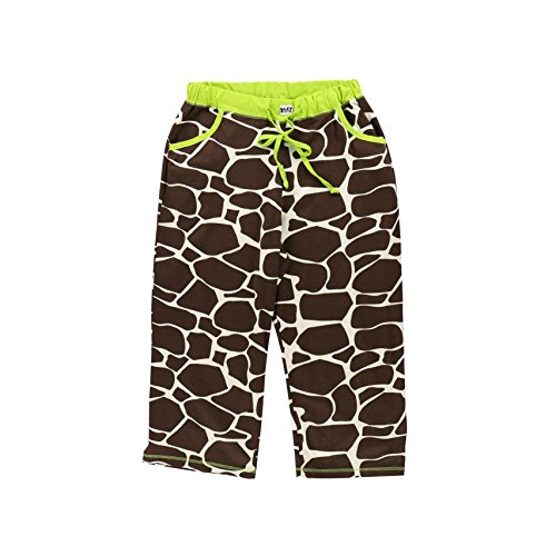 It's Been A Loooong Day Girrafe Women's Capri Pajama Pant Bottoms by LazyOne | ()