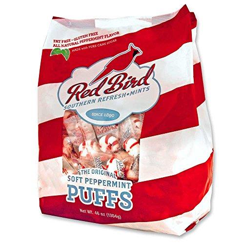 Red Bird Peppermint Puffs 1-240 count bag ()