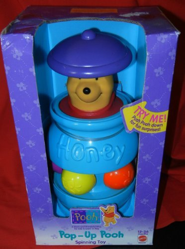 (Winnie the Pooh Pop-Up Spinning Honey Pot)