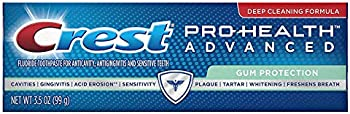 3-Pack Crest 3.5 Oz Pro-Health Advanced Gum Protection Toothpaste