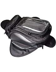 Motorbike Tank Bag, Motorbike Tank Bag Strong Magnet Slanting Single Shoulder Bag Travel Bag Waterproof Bag Motorcycle Equipment