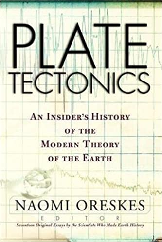 Plate tectonics an insiders history of the modern theory of the plate tectonics an insiders history of the modern theory of the earth naomi oreskes 9780813341323 amazon books fandeluxe Images