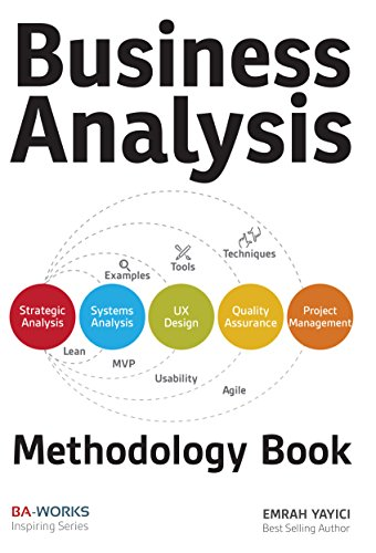 Business Analysis Methodology Book Emrah Yayici Ebook  AmazonCom