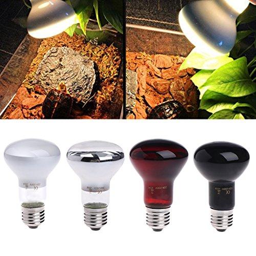 Qupida Basking Spot Lamp 25 50 75 100 Watt Uva Uvb Mercury