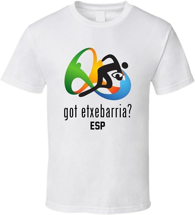 Got iera Etxebarria Rugby Equipo Juegos Olímpicos de España t ...