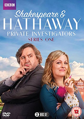 Shakespeare & Hathaway: Private Investigators: Series One