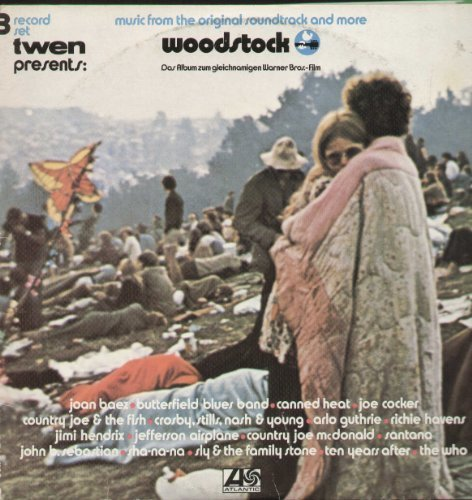 Woodstock: Music From the Original Soundtrack and More]()