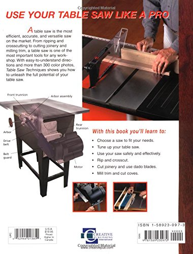 Table Saw Techniques Use Your Saw Like A Pro Weekend Woodworker