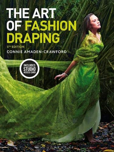 The Art of Fashion Draping: Bundle Book + Studio Instant Access por Connie Amaden-Crawford