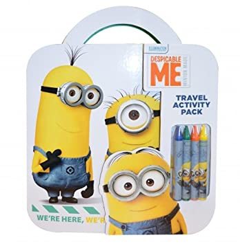Character Despicable Me Minions