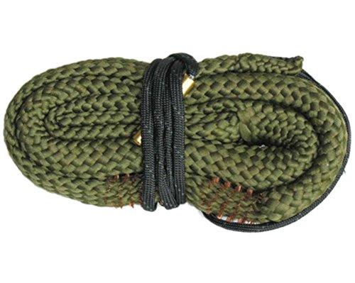 Cleaning Rope Barrel Snake Gun Bore Cleaner Kit Tool 9MM for Rifle Pistol 38 357 380 Cal Nylon Durable