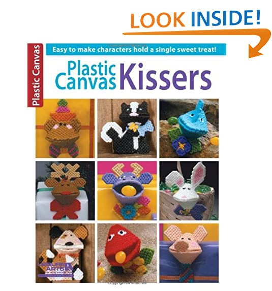 Plastic Canvas Books And Patterns Amazon Inspiration Easy Plastic Canvas Patterns