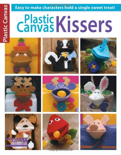 Plastic Canvas Kisses (Leisure Arts #5830)
