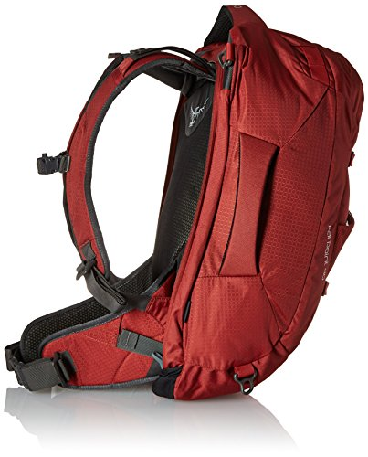 Red 40 Farpoint Osprey Jasper Backpack qwBFCxnU