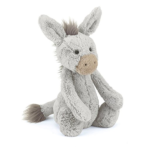 Jellycat Bashful Donkey – Medium