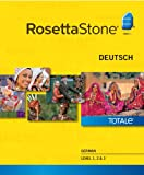 Rosetta Stone German Level 1-3 Set [Download]