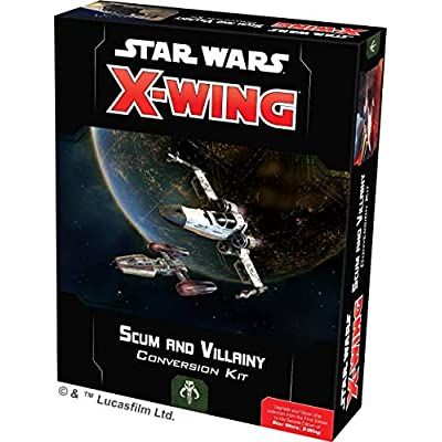X-Wing Second Edition: Scum and Villainy Conversion: Toys & Games