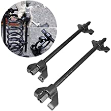 Jecr Coil Spring Strut Compressor - Coil Shock Remover and Installer - Heavy Duty Coilspring Tool Set Kit for Auto Clamp Suspension Removal and Install
