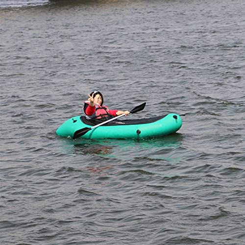 Amazon.com: Darget - Kayak hinchable de 35.4 x 39.0 in con ...