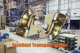2pcs V-Groove Wheel Sliding Gate Track Roller