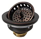 3.5'' Kitchen Strainer Drain for Copper Sink