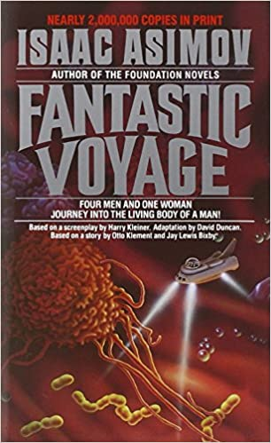 Image result for fantastic voyage book