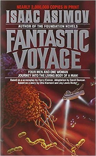 Image result for fantastic voyage book