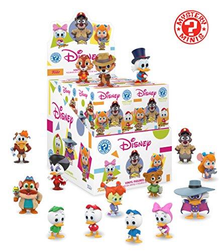 Mystery Box Mini Figure (Funko Disney Afternoon Mystery Minis Vinyl Figures, Case of 12)