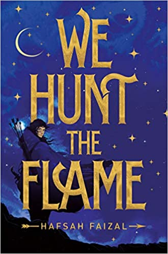 Image result for we hunt the flame book