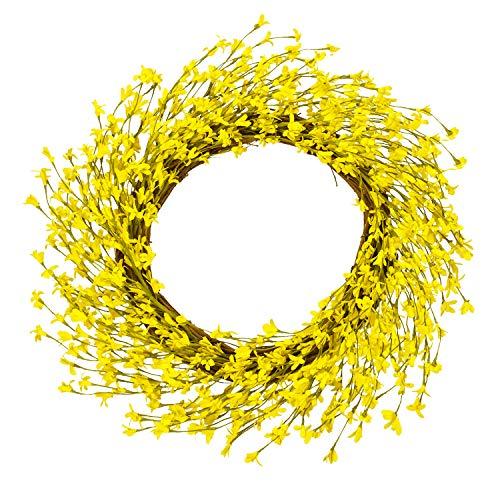 Yinhua Artificial Orchid Flower Wreath Artificial Yellow Oncidium