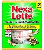 Nexa Lotte Lot de 2pièges–mites St.