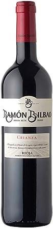 RAMON BILBAO - Crianza Vino Tinto Do Rioja Botella 75 Cl
