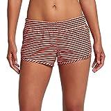Hurley Supersuede Stripe Beachrider Women's Boardshorts - Light Wild Mango - XL