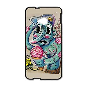 Happy Sport brand Vans creative design elephant cell phone case for HTC One M7