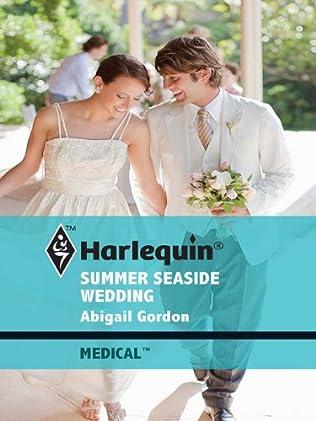 book cover of Summer Seaside Wedding
