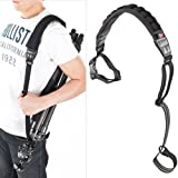 AIRCELL ATS70NU Universal Tripod AIR Cushion Non-Slip Carrying Neoprene Hook Strap Belt