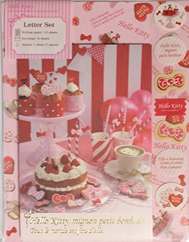 - [Hello Kitty] Letter set party