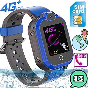 Amazon.com: Goglor Kids Smartwatch Phone, Childrens ...